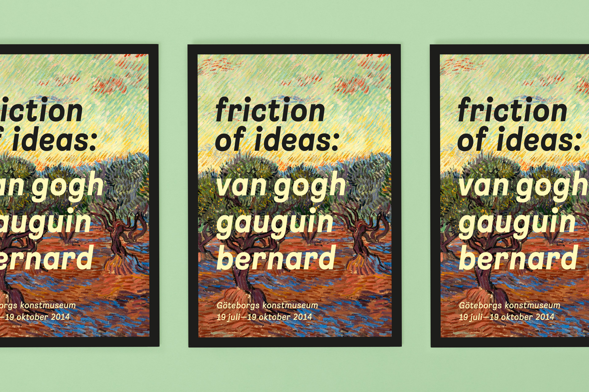 Friction of Ideas